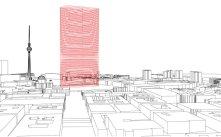 1,7 million m² empty office space in Berlin in 2006