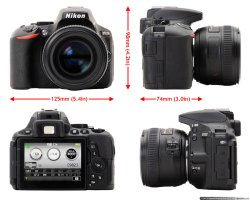 Small Of Nikon D5500 Body Only
