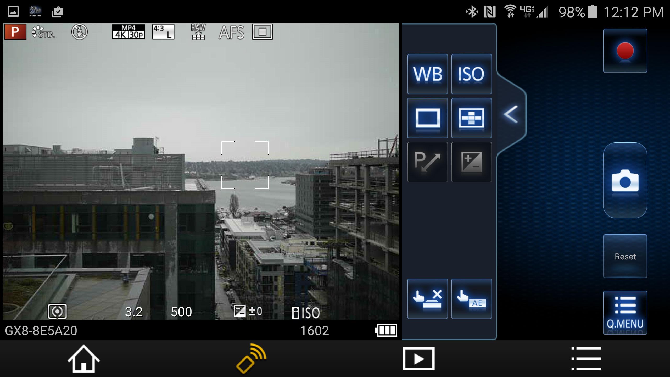 Fullsize Of Panasonic Image App