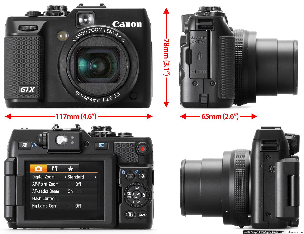 Fullsize Of Canon G Series