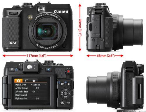 Medium Of Canon G Series