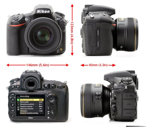 Medium Of Nikon D800 Vs D810