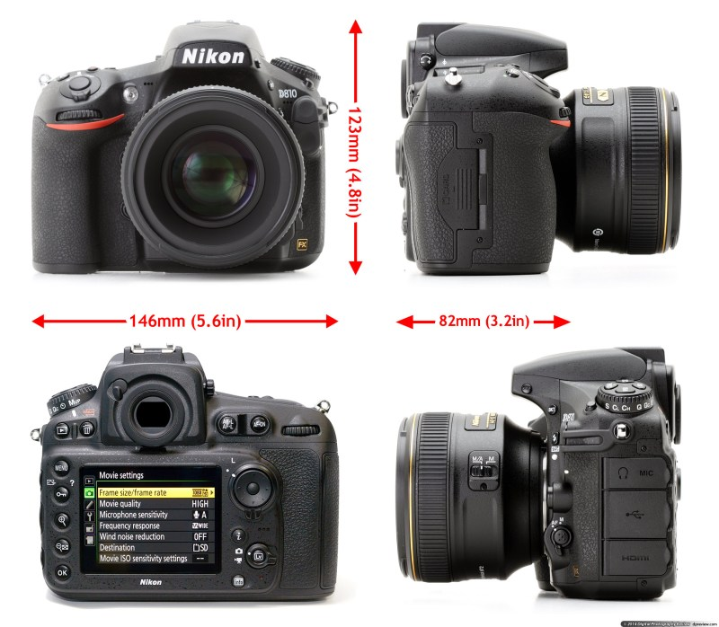 Large Of Nikon D800 Vs D810
