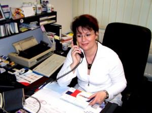 Dr. med Doris Wüstefeld