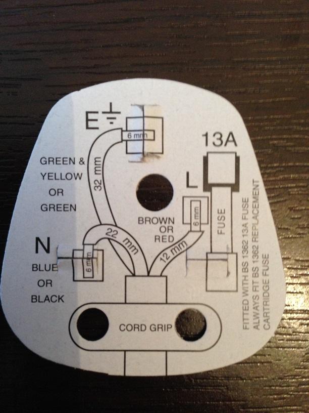 Plug Wiring Diagram - Wiring Diagram Data