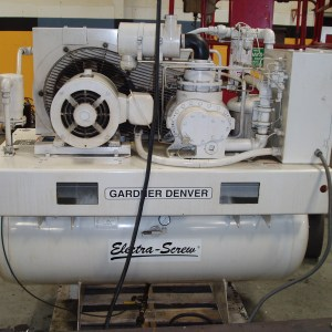 Gardner Denver Compressor