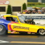 "Shawn Bowen in the ""Violator"" Firebird will make the first step in the defense of his 2013 championship."