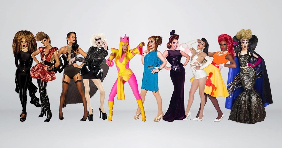 Black Crown Wallpaper The Ultimate Rupaul S Drag Race Winner Drag Official