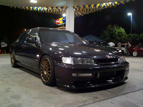 Car Dash Wallpaper 1997 Honda Accord 1 4 Mile Trap Speeds 0 60 Dragtimes Com