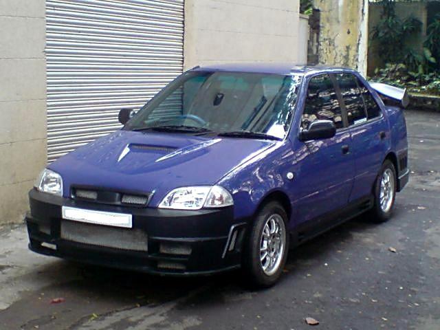 2003 Suzuki Esteem lxi 1/4 mile trap speeds 0-60 - DragTimes