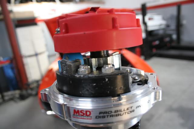 MSD\u0027s Ready to Run Distributor Install  Test - Dragzine