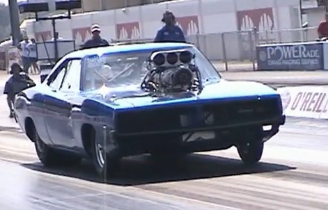 Dodge Muscle Car Wallpapers Hump Day Holeshot 7 Second 69 Charger R T Pro Mod Door