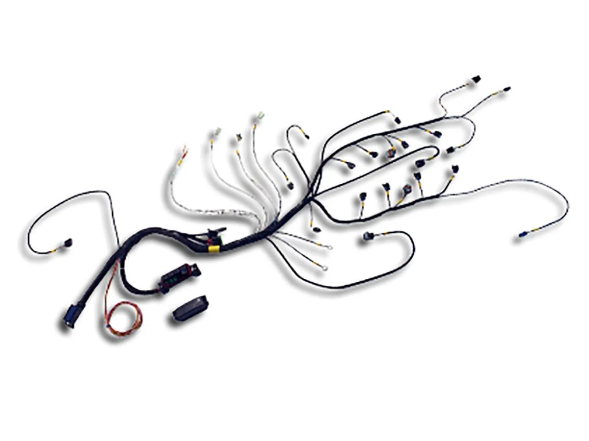 aeromotive wiring harnesses