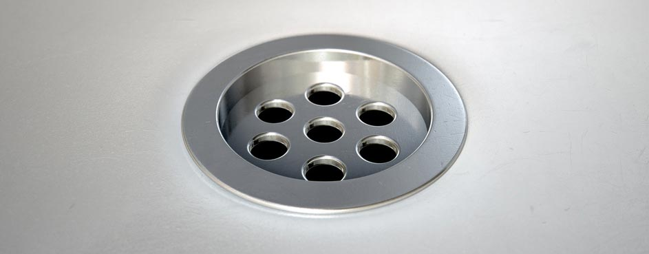How to clear a shower drain