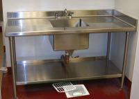 Floor Sink Commercial Kitchen: 11 Quot Square Mesh Floor ...