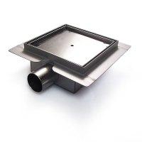 Square Stainless Steel Shower Drain Tile Insert - www ...