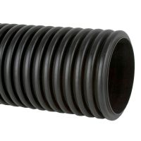 Perforated Twinwall Surface Water Drain Pipe 6m - 150mm ...