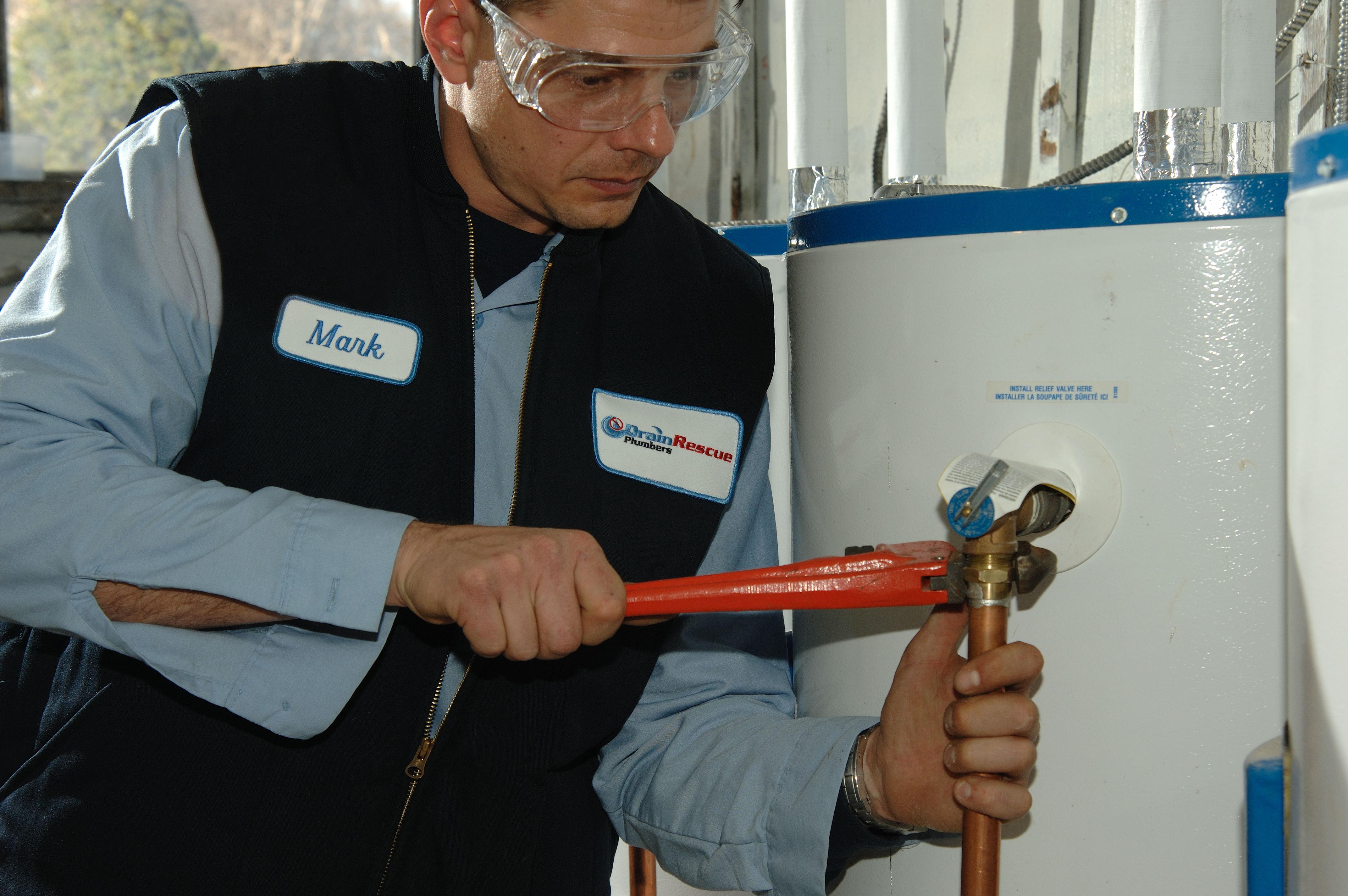 Water Heater Repair Installation Broken Water Heater Tank