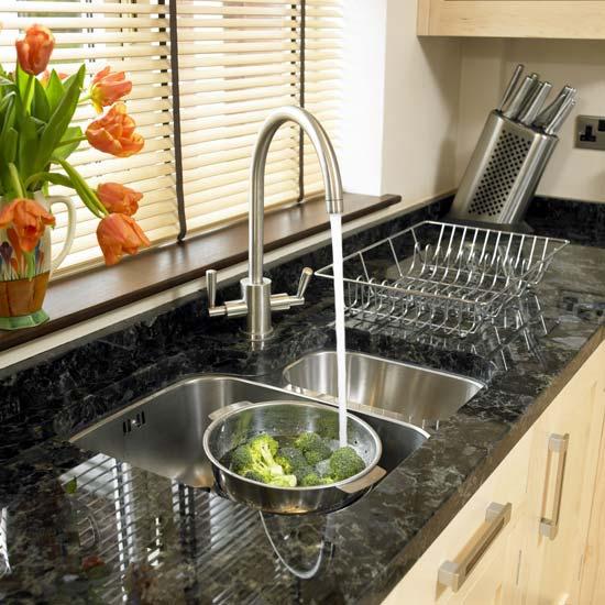 kitchen sink tap installation. Interior Design Ideas. Home Design Ideas