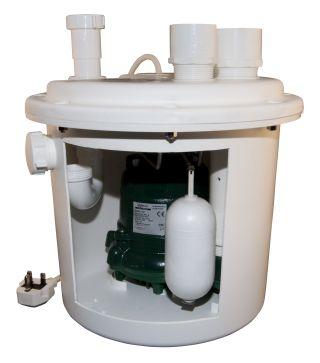 Under Sink Pumping Station Zoeller 105 Drainstore