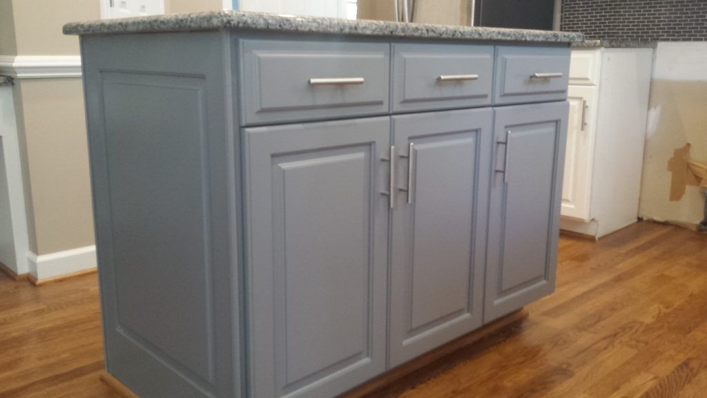 Kitchen Cabinet Refacing Granite Countertops New