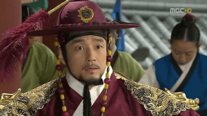 Ji Jin Hee as King Sukjong