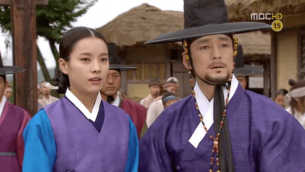 King Sukjong and DY