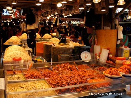 seasoned seafood