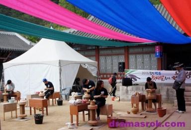 mungyeong tea cup festival