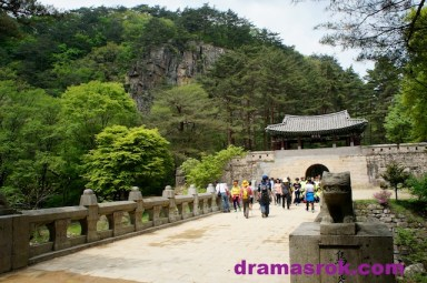 second gate Mungyeong