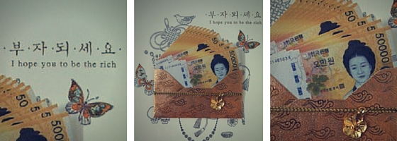 korean greeting cards