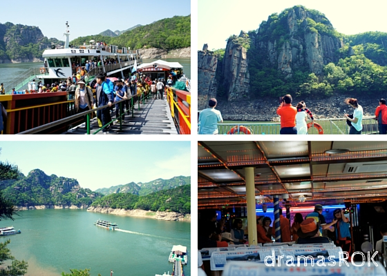 danyang river cruise