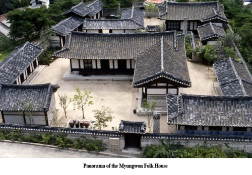 myungwon folk house