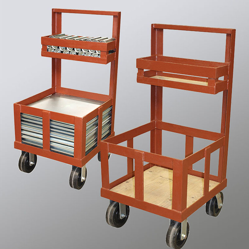 pipe and drape cart