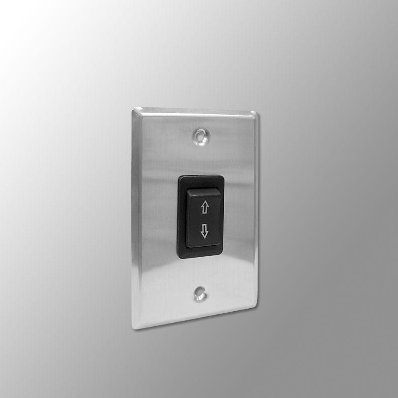 Controls for Electric Screens  Draper, Inc