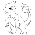 How To Draw Charmeleon