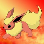 How To Draw Flareon