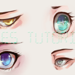 How To Draw and Color Eyes: Anime or Semi-Realistic