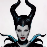 Speed Drawing: Angelina Jolie As Maleficent