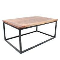 Table basse bois et mtal Dunk LABEL51 - Drawer