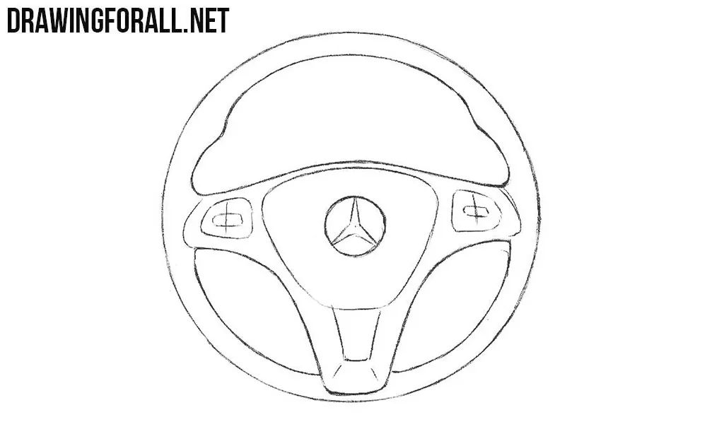 toyota steering wheel logo