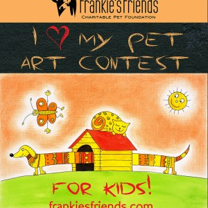 Drawing For Kids Art Contest I Heart My Pet