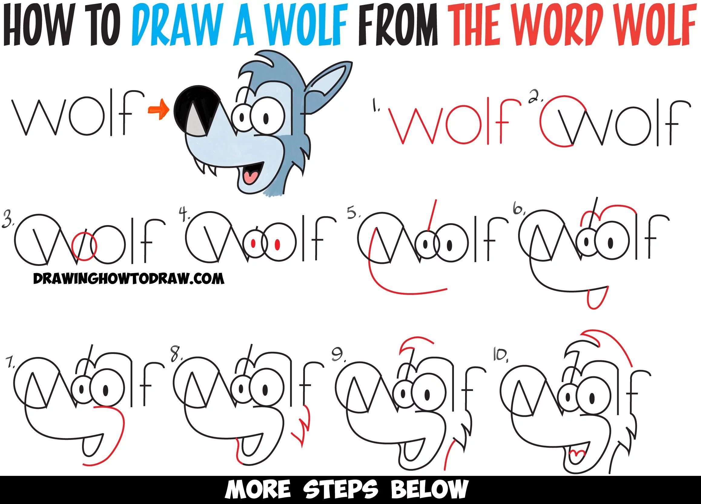 How To Make A Cartoon Story On Word