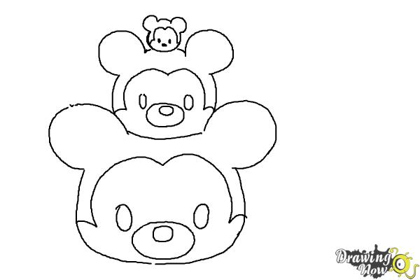 Free Tsum Coloring Pages