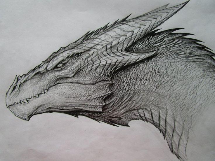 Dragon Drawing Pic Drawing Skill