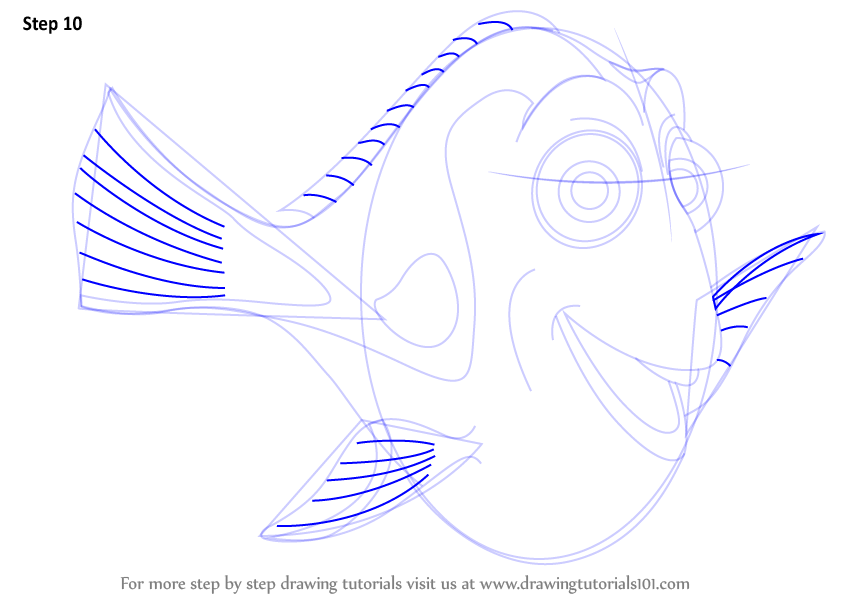 dory drawing