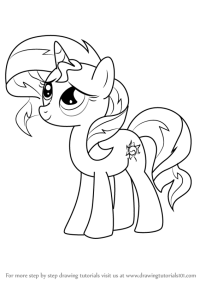 Derpy Hooves Coloring Page