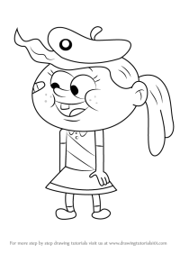Learn How to Draw Emily from Uncle Grandpa (Uncle Grandpa ...