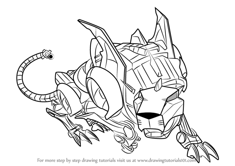 Voltron Coloring Pages Free Eskayalitim