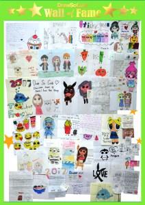 draw so cute fan art page 13